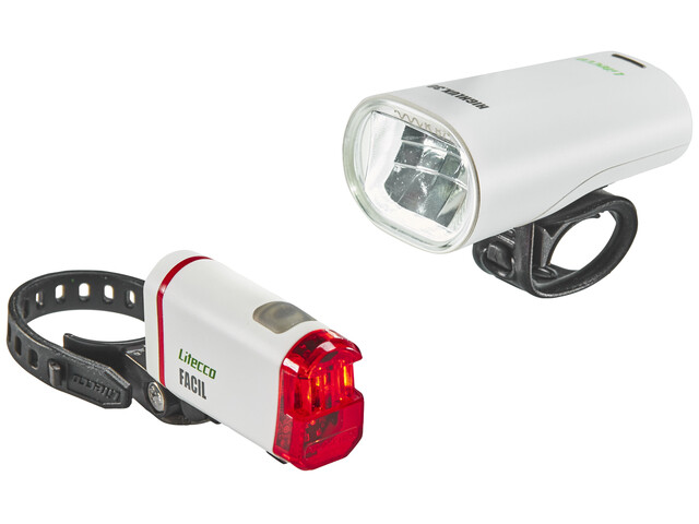 Litecco Highlux.30 + Facil Beleuchtungsset weiß